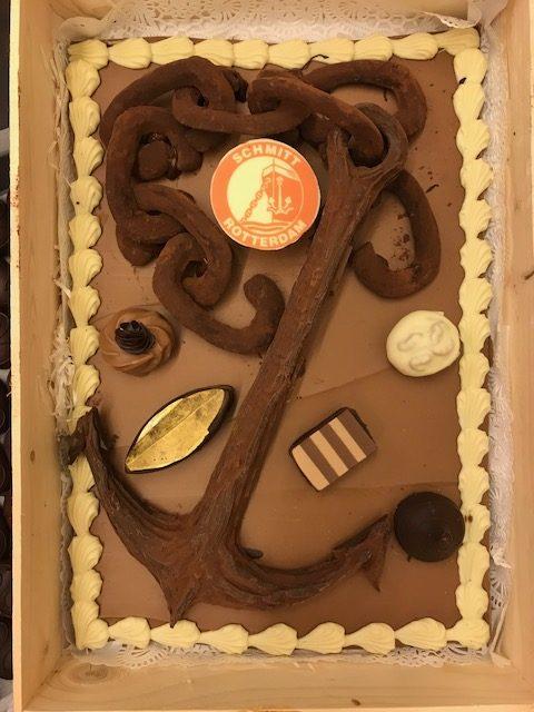 Chocolade handmade de Bonte Koe